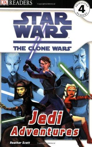 Jedi Adventures 9780756645274