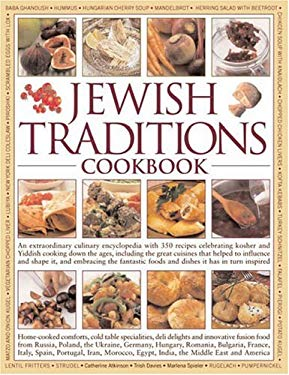 Jewish Traditions Cookbook: