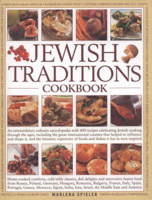 Jewish Traditions Cookbook 9780754818250