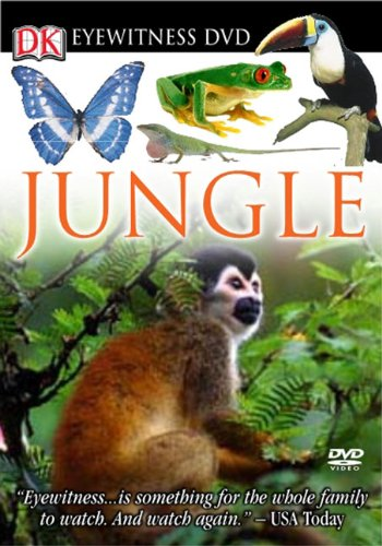 Eyewitness DVD: Jungle 9780756658250