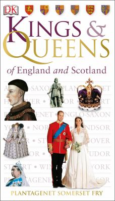 Kings & Queens of England & Scotland 9780756688936