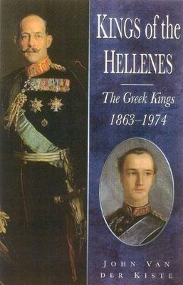 Kings of the Hellenes 9780750921473