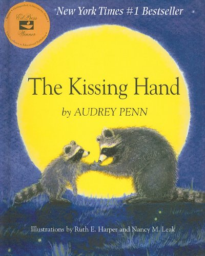 The Kissing Hand [With CD (Audio)] 9780756992996