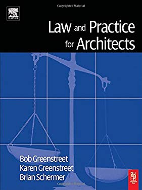 Law and Practice for Architects 9780750657297