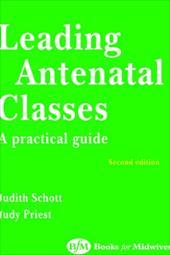 Leading Antenatal Classes 2795072