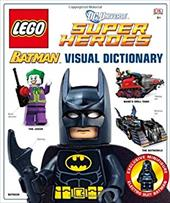Lego Batman: Visual Dictionary (Lego DC Universe Super Heroes) 17847745