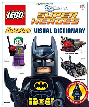 Lego Batman: Visual Dictionary (Lego DC Universe Super Heroes) 9780756697877
