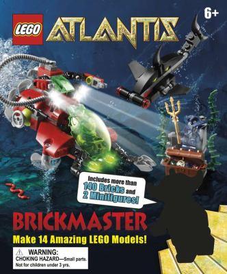Lego Atlantis Brickmaster 9780756668532