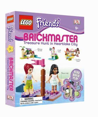 Lego Friends: Brickmaster 9780756692544