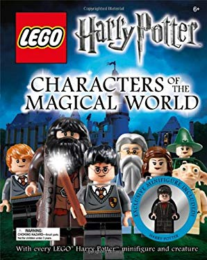 Lego Harry Potter: Characters of the Magical World 9780756692575