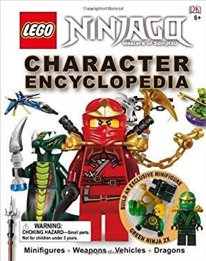 Lego Ninjago: Character Encyclopedia 9780756698126