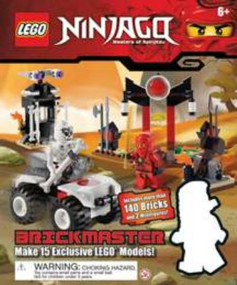 Lego Ninjago Brickmaster: Masters of Spinjitzu [With 140 Lego Bricks, 2 Minifigures] 9780756682767