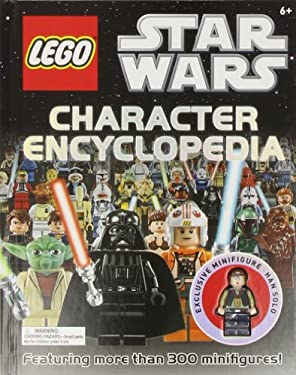 Lego Star Wars Character Encyclopedia [With Lego Han Solo Minifigure] 9780756686970