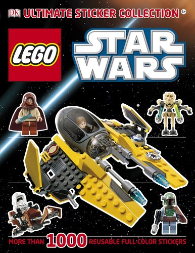 Lego Star Wars Ultimate Sticker Collection 9780756663094