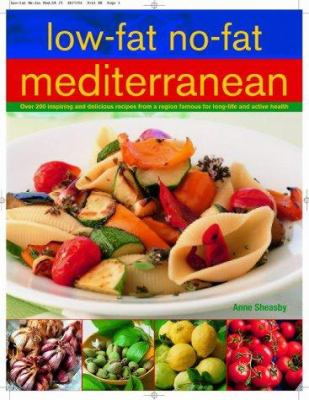 Low Fat No Fat Mediterranean 9780754815204