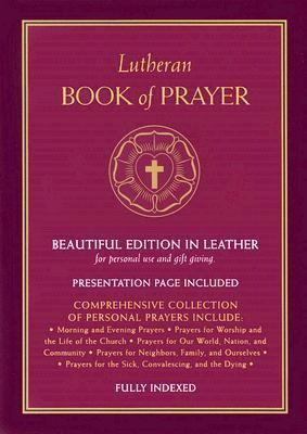 Lutheran Book of Prayer 9780758611260