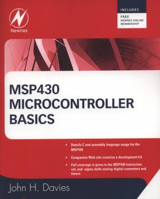 MSP430 Microcontroller Basics 9780750682763