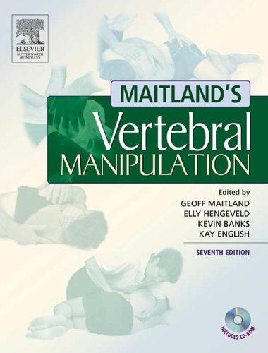 Maitland's Vertebral Manipulation 9780750688062