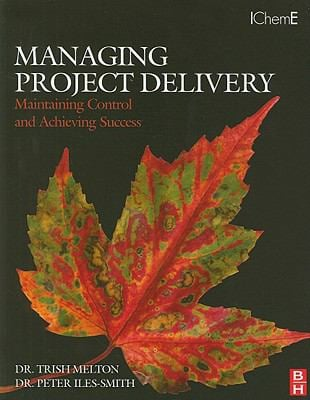 Managing Project Delivery: Maintaining Control and Achieving Success 9780750685153
