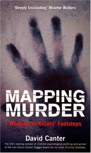 Mapping Murder: Walking in Killers' Footsteps 9780753510964