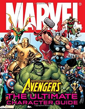 Marvel Avengers: The Ultimate Character Guide 9780756667405