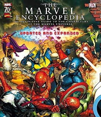 Marvel Encyclopedia 9780756655303
