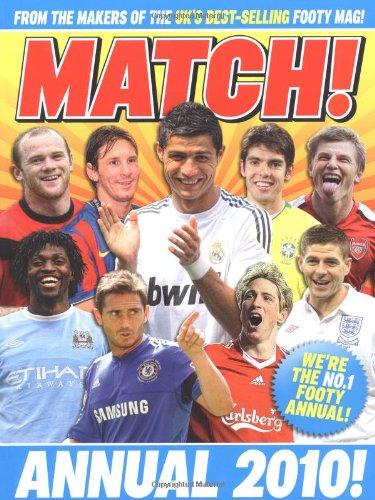Match! Annual 9780752226514