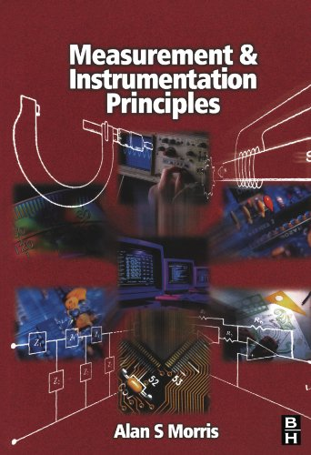 Measurement and Instrumentation Principles 9780750650816