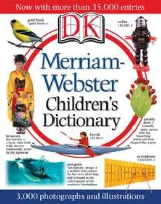 Merriam-Webster Children's Dictionary 9780756637583