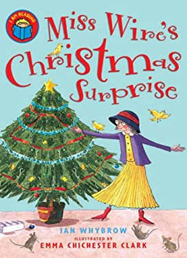 Miss Wire's Christmas Surprise 9780753415061