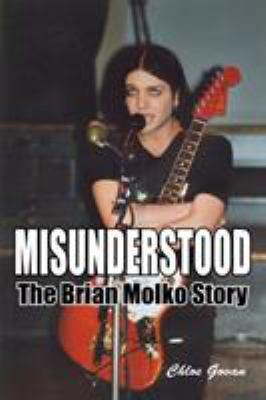 Misunderstood - The Brian Molko Story 9780755212712