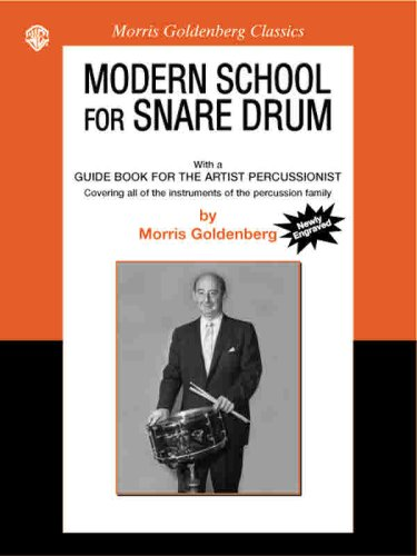 Modern School for Snare Drum: Combined with a Guide Book for the Artist Percussionist 9780757909061