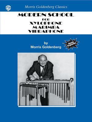 Modern School for Xylophone, Marimba, Vibraphone 9780757908903