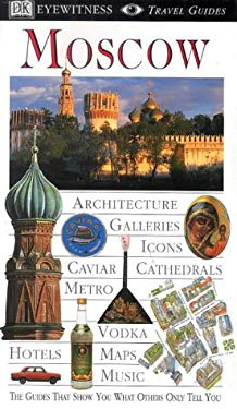 Moscow - Eyewitness Travel Guides 9780751311150