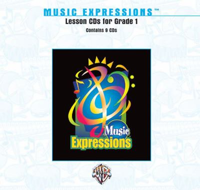 Music Expressions Grade 1: Lesson, CDs 9780757914997