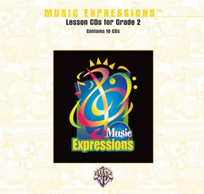 Music Expressions Grade 2: Lesson, CDs 9780757915017