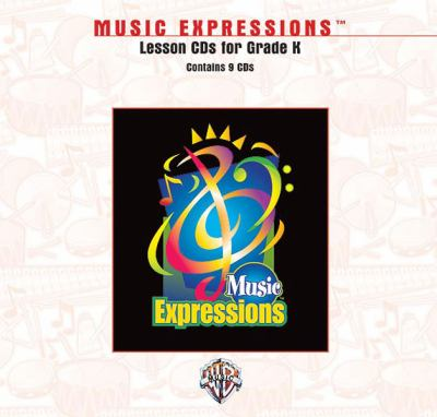 Music Expressions for Grade K 9780757901560