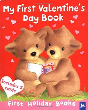 My First Valentine's Day Book [With 5 Cards] 9780753459300