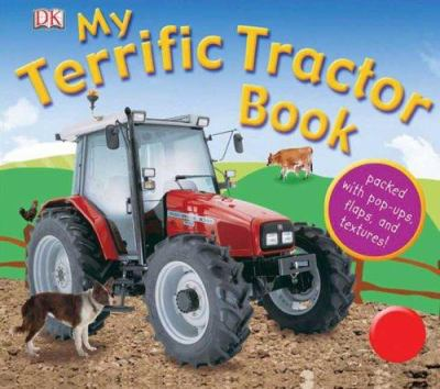 My Terrific Tractor Book 9780756625825
