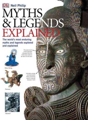 Myths & Legends Explained 9780756628710