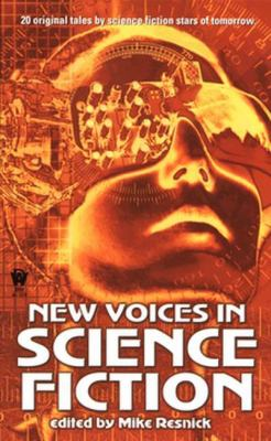 New Voices in Science Fiction: 6 9780756401689