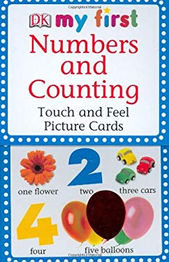 Numbers and Counting: Touch and Feel Picture Cards 9780756615178