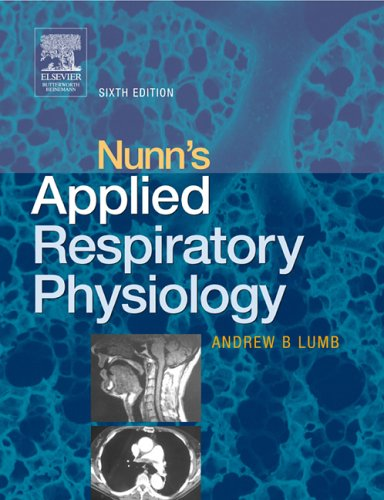 Nunn's Applied Respiratory Physiology 9780750687911