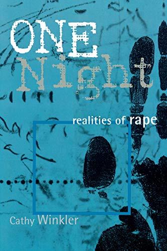 One Night: Realities of Rape 9780759101210