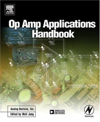 Op Amp Applications Handbook 9780750678445