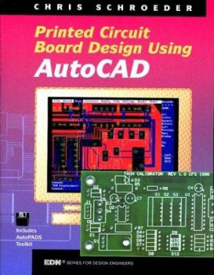 PCB Design Using AutoCAD 9780750698344