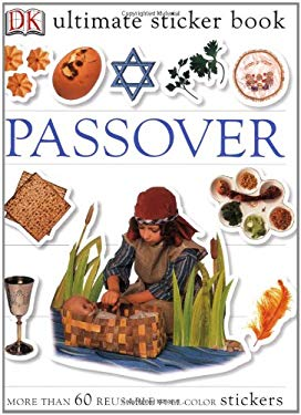 Passover [With Over 60 Reusable Stickers] 9780756602857