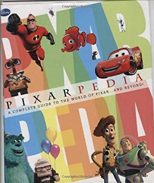 Pixarpedia 9780756654320