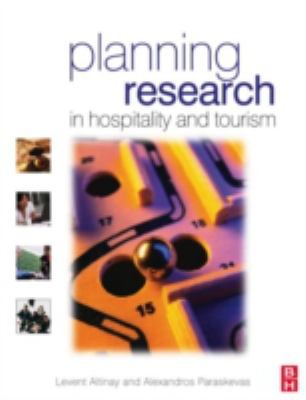 Planning Research in Hospitality and Tourism 9780750681100