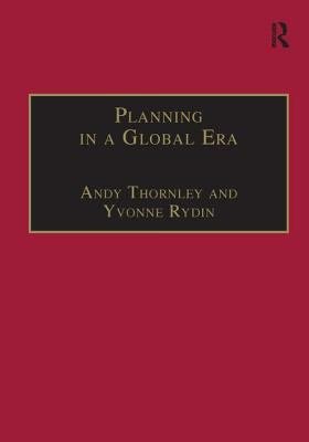 Planning in a Global Era 9780754619437